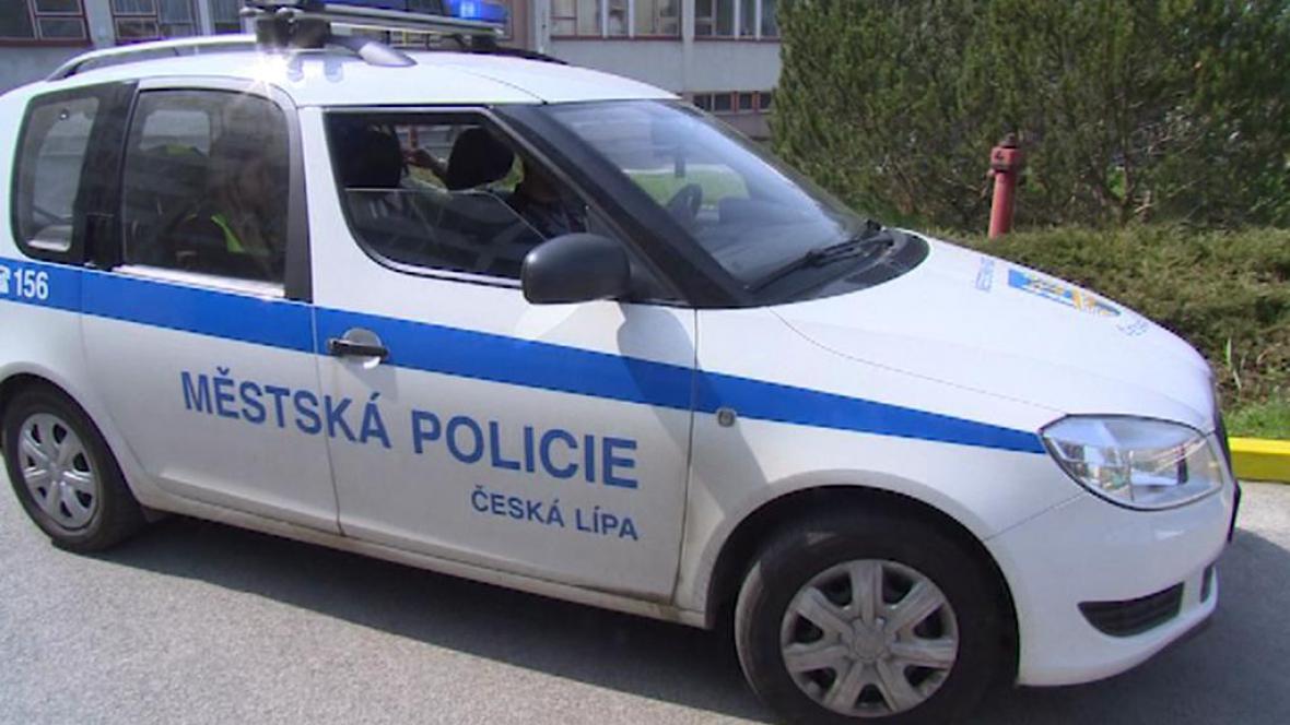 Českolipská městská policie