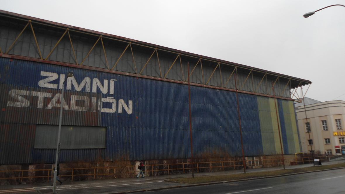 Zimní stadion HC Olomouc
