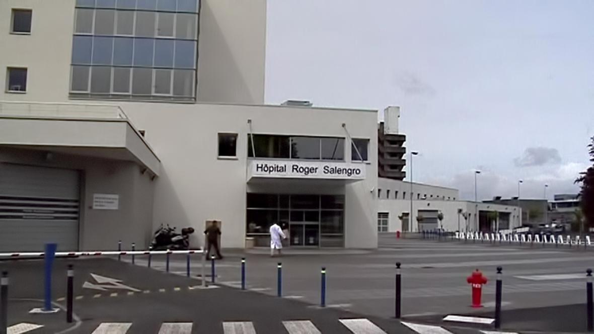 Nemocnice Rogera Salengra v Lille