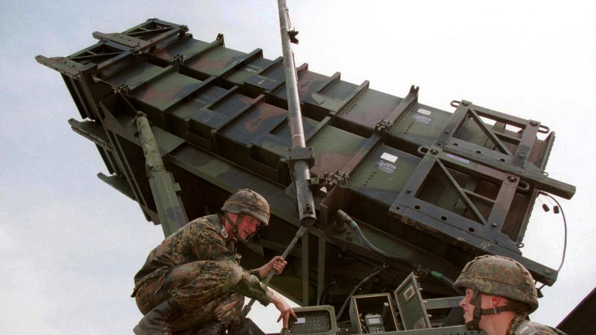 Protiraketový systém Patriot