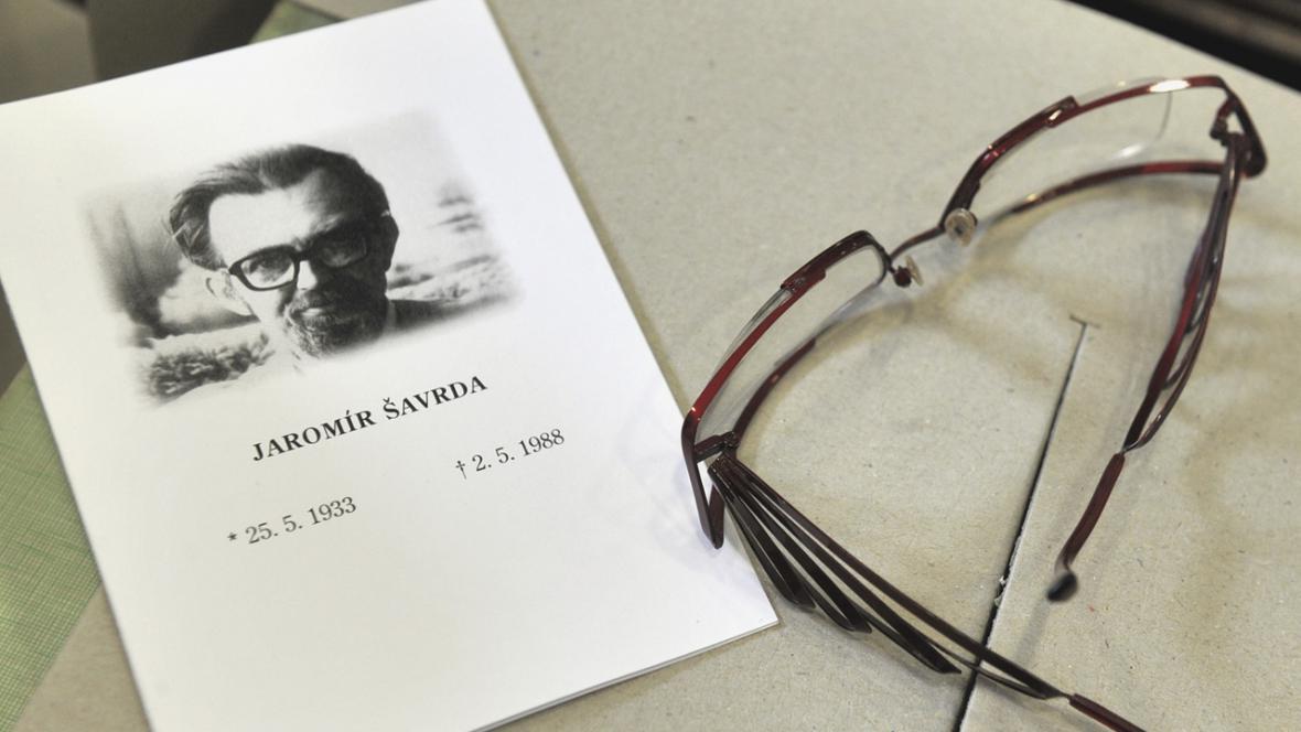 Pozůstalost Jaromíra Šavrdy
