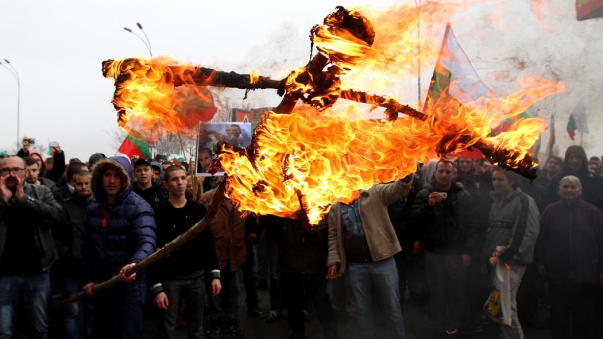 Bulharské protesty