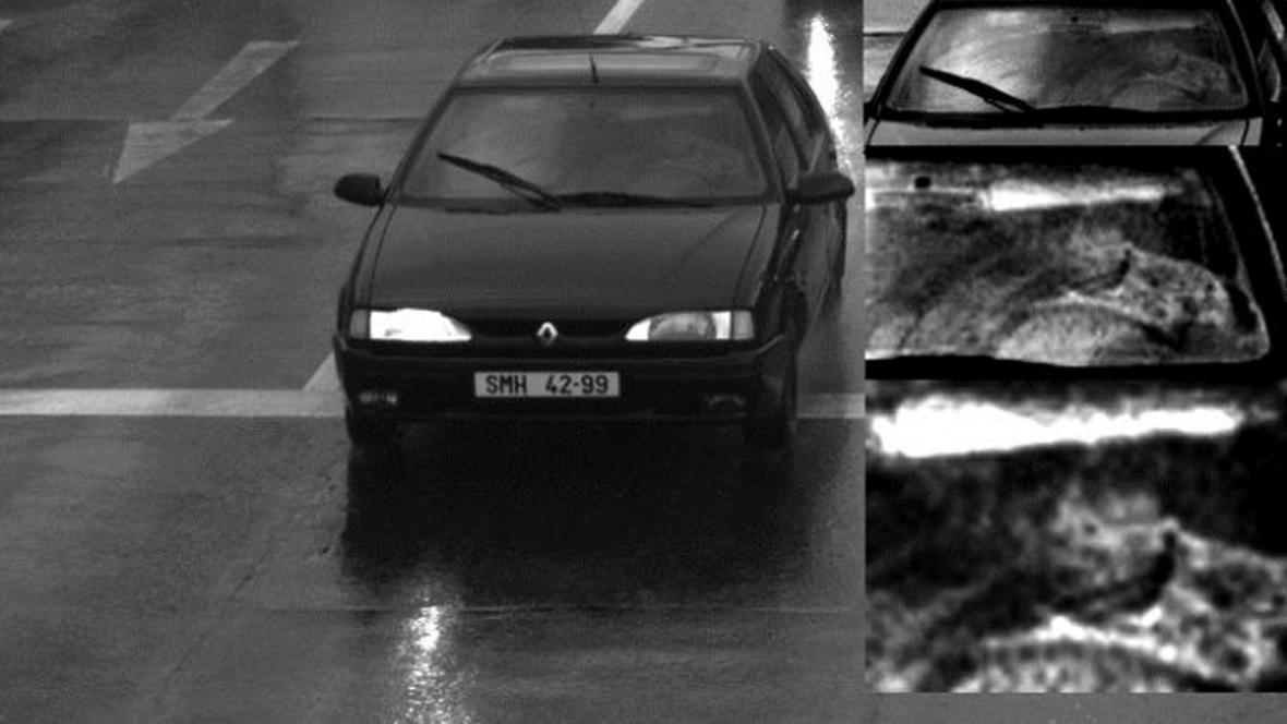 Řidič, který jel vysokou rychlostí na Pražském okruhu