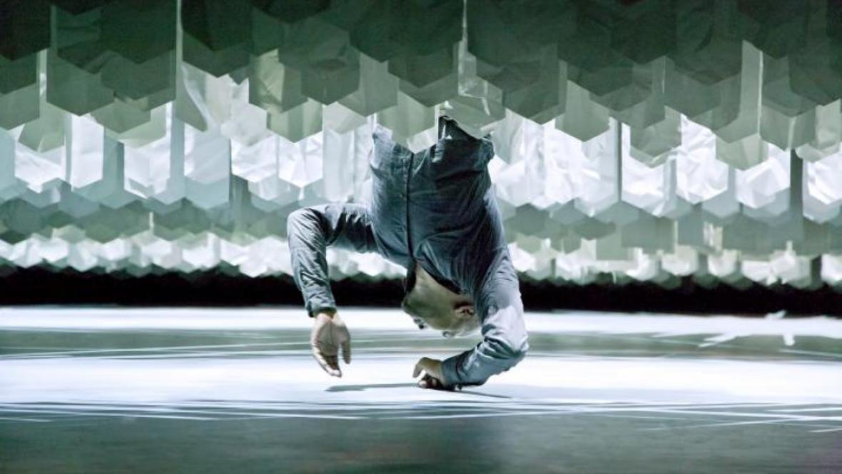 Tanec Praha 2013 / Z představení Akrama Khana Desh