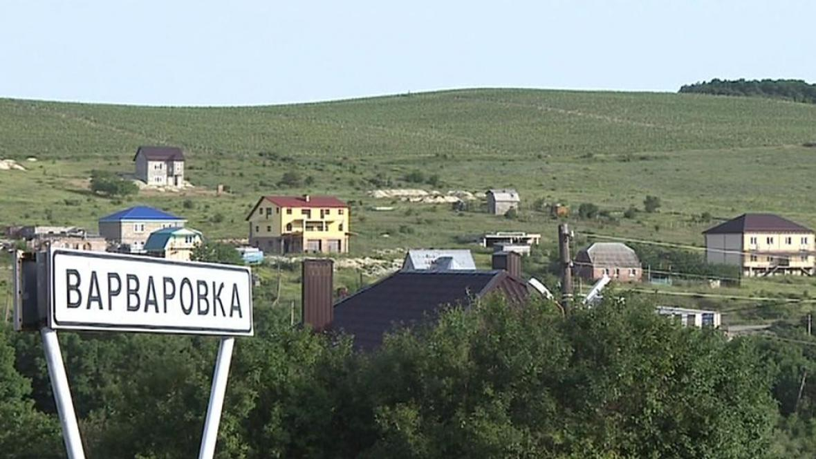 Varvarovka - jedno z míst, kde žijí Čeští krajané