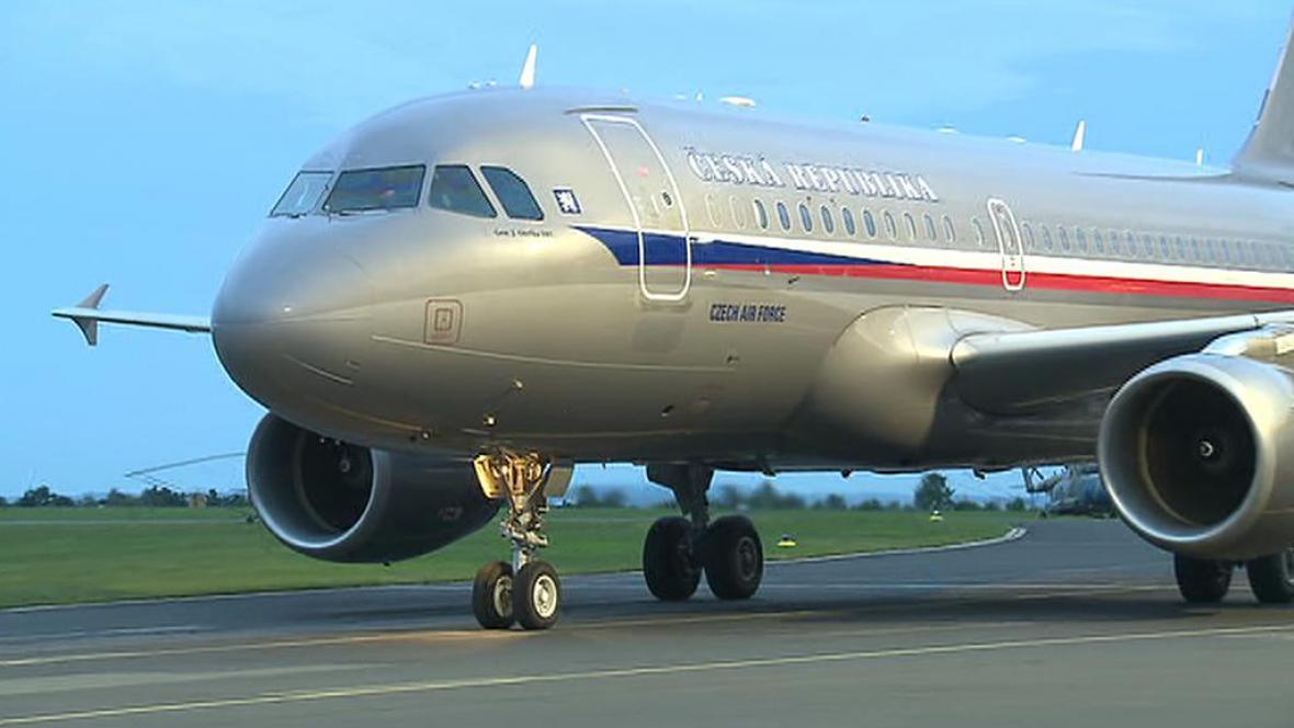 Armádní Airbus A-319
