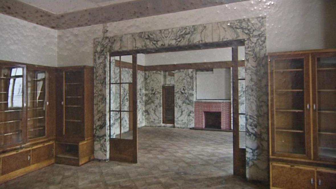 Interiér vytvořený Adolfem Loosem