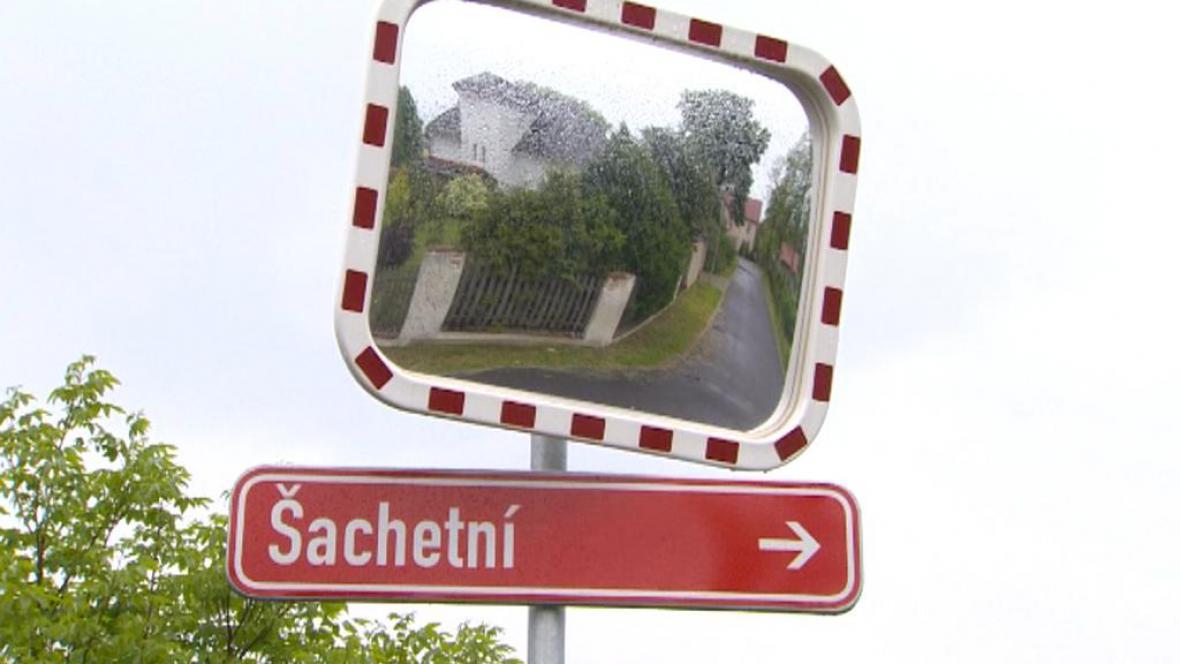 Názvy ulic ve Srupčicích
