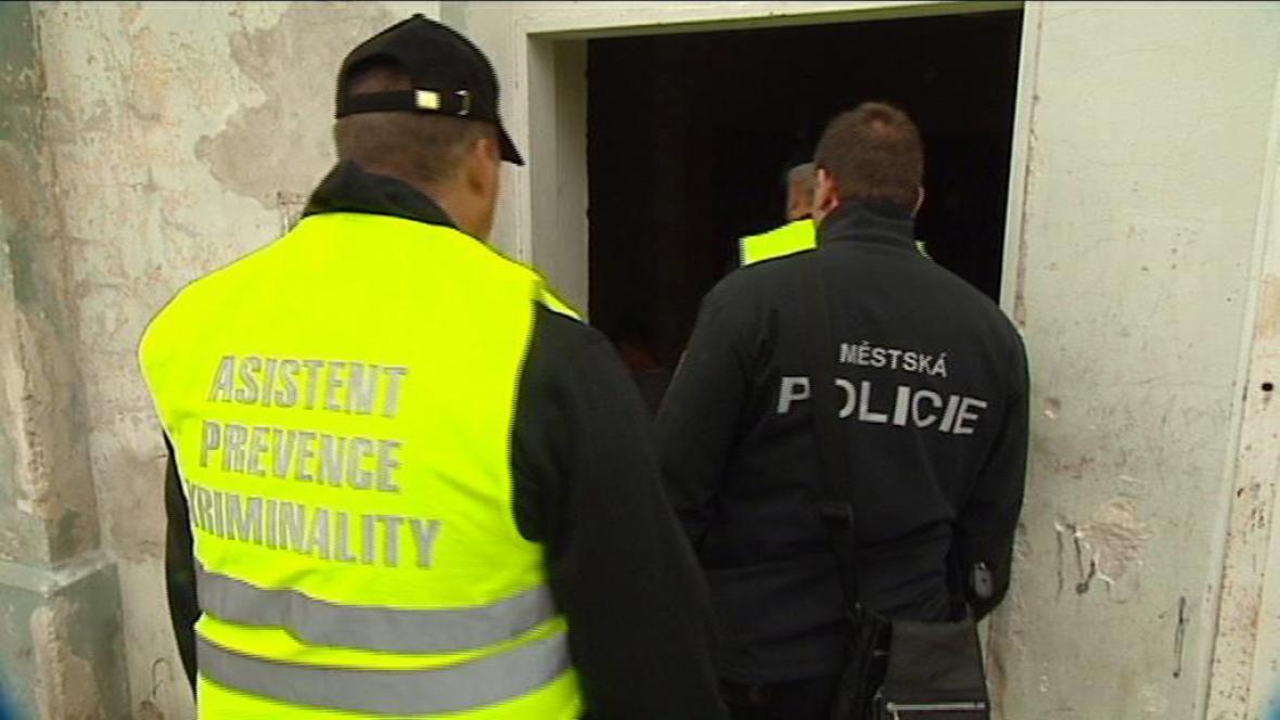 Asistent prevence kriminality