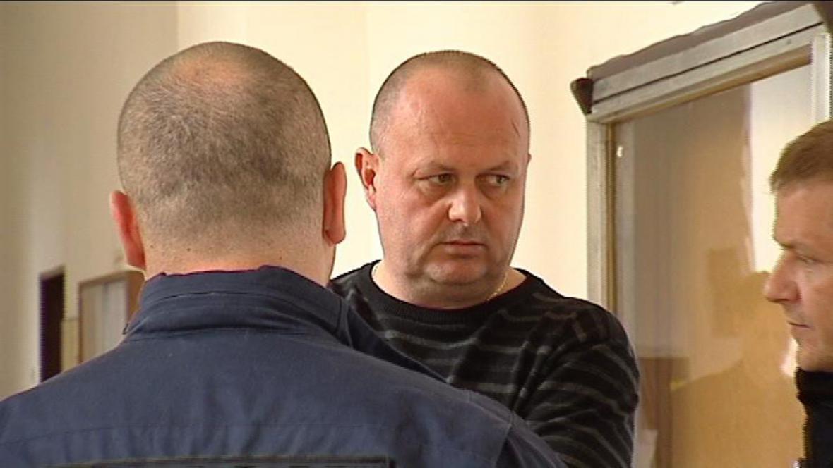 Obviněný před soudem