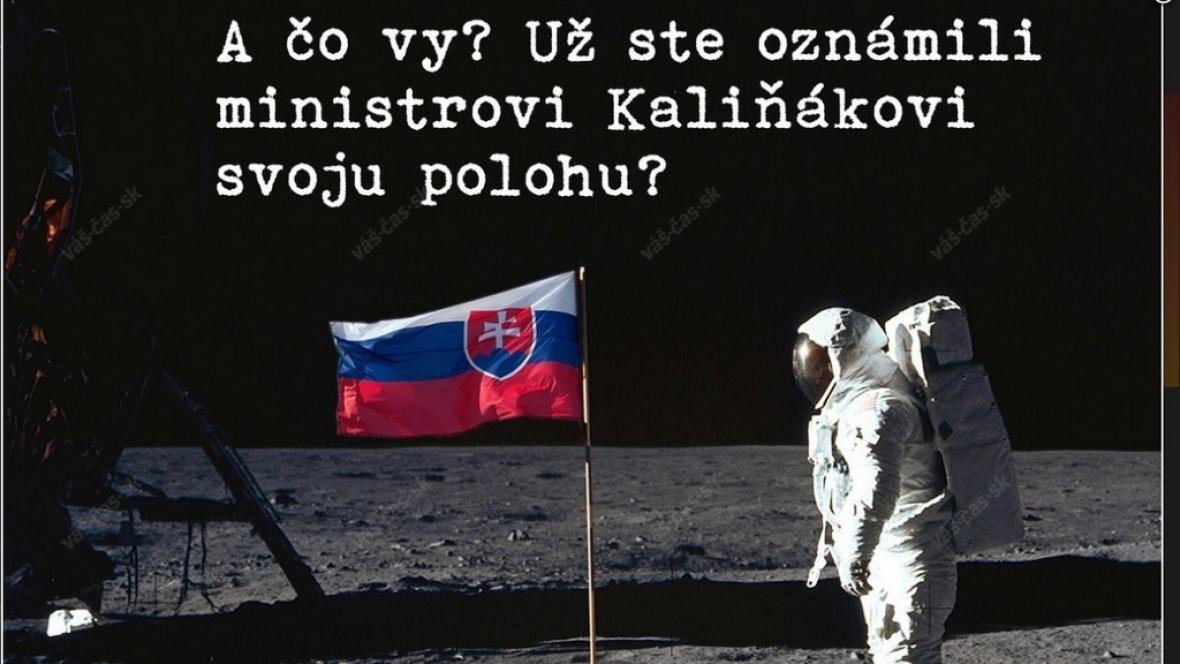 Pravidlo zřejmě platí i pro astronauty