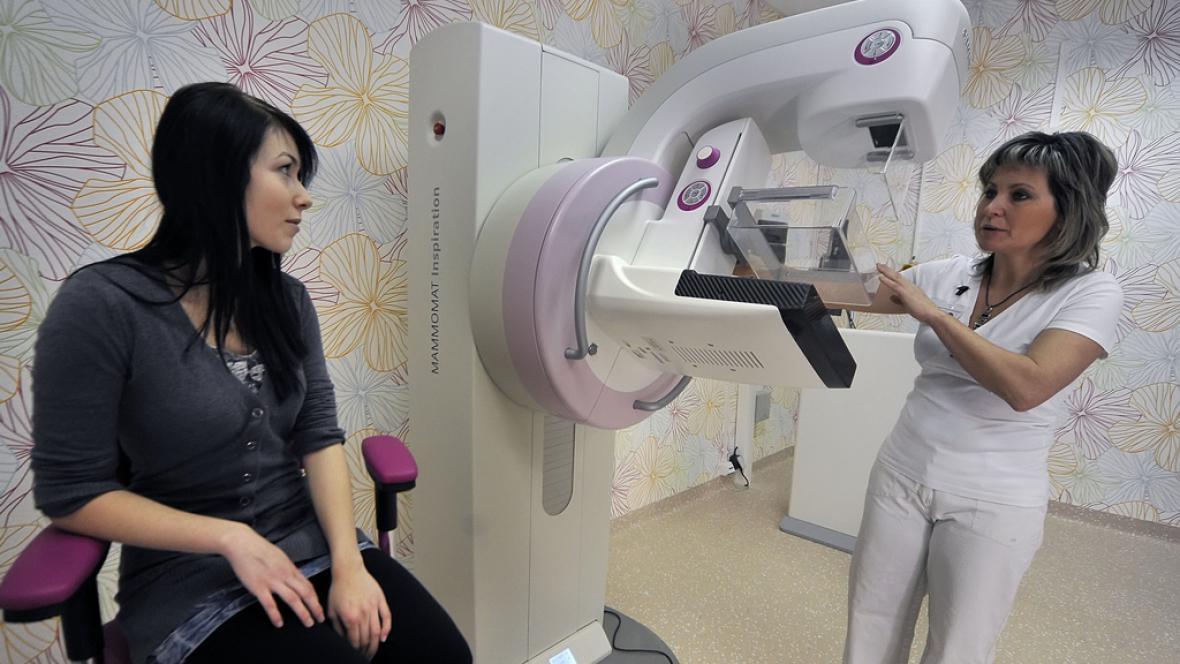 Jihlavská nemocnice má nový mamograf