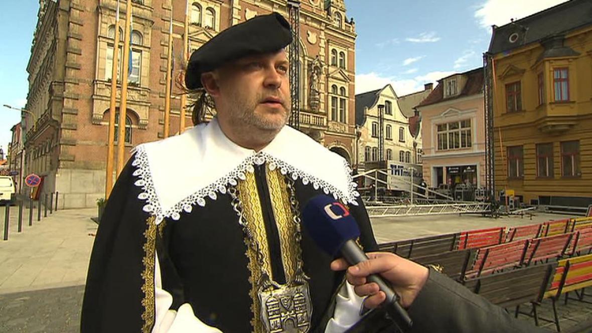 Dan Ramser starosta Frýdlantu