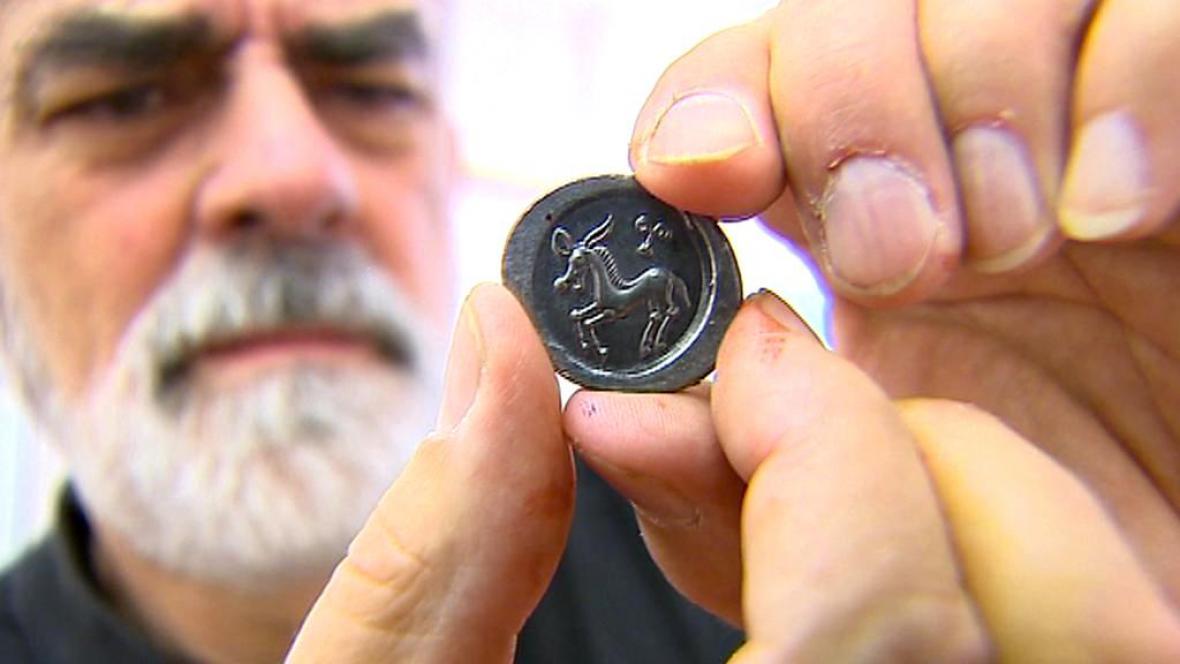 Keltská mince
