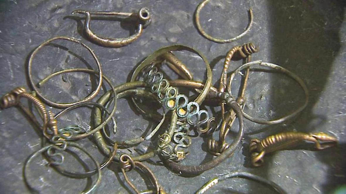 Keltské šperky