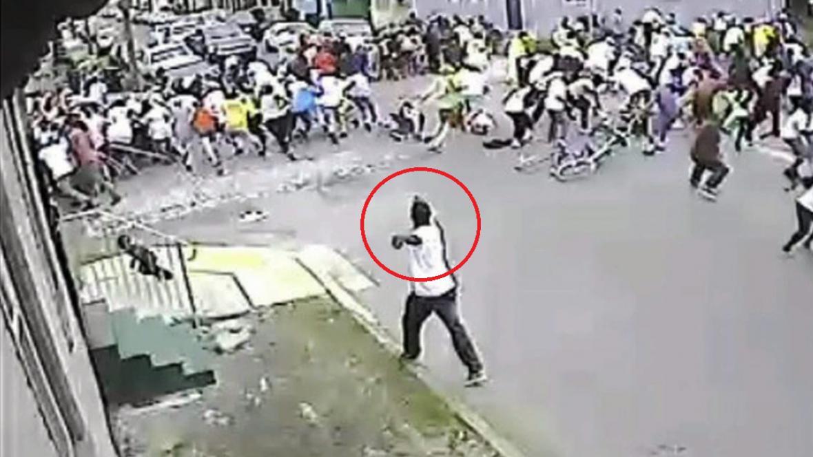 Střelec z New Orleans