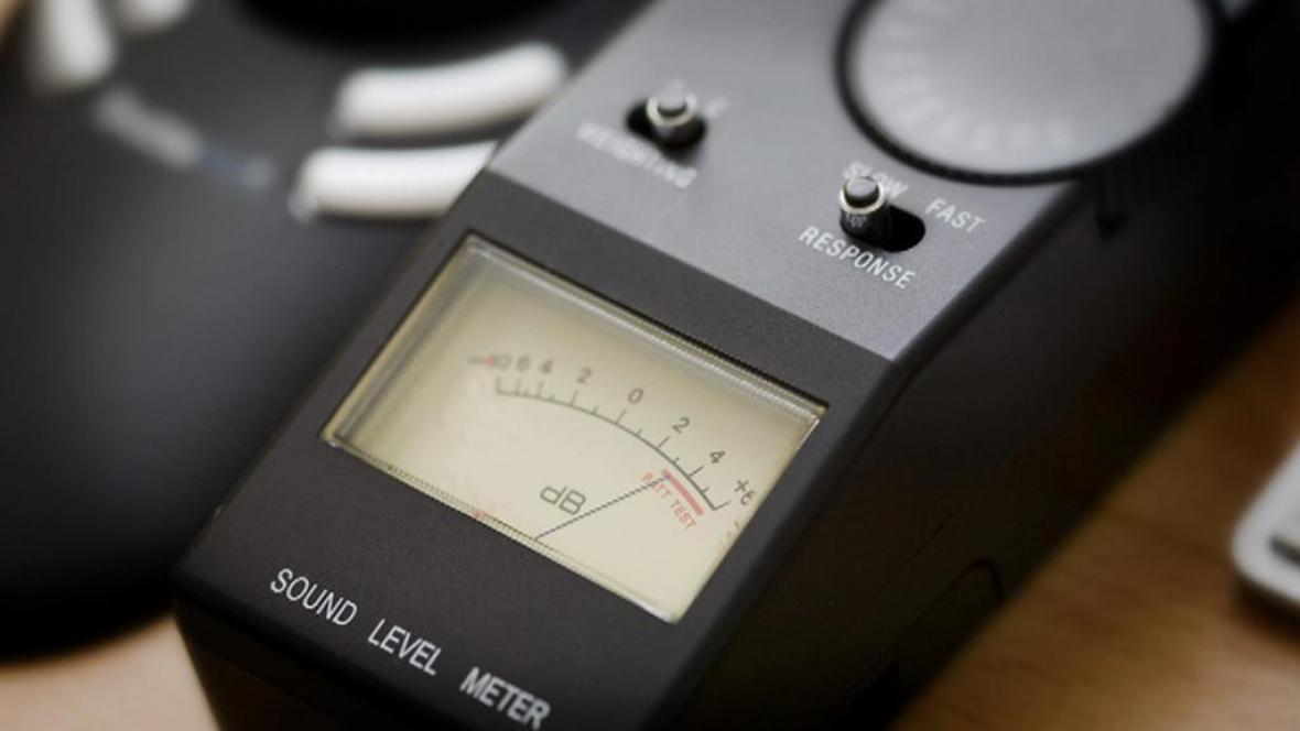 Měření hluku