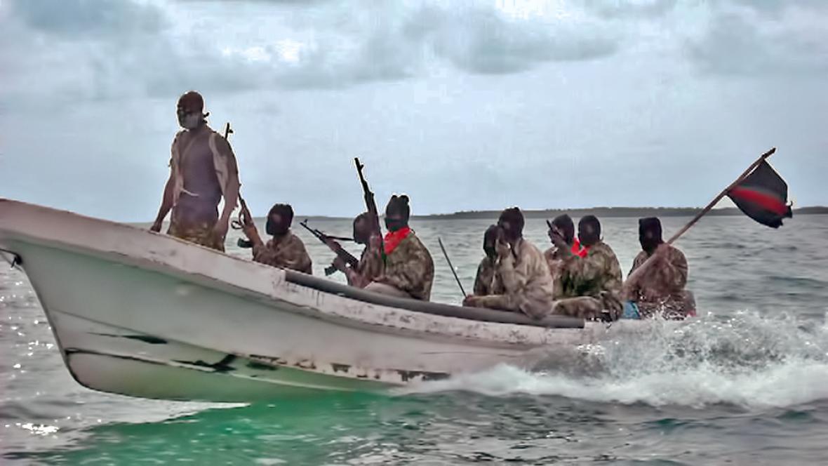 Somálští piráti