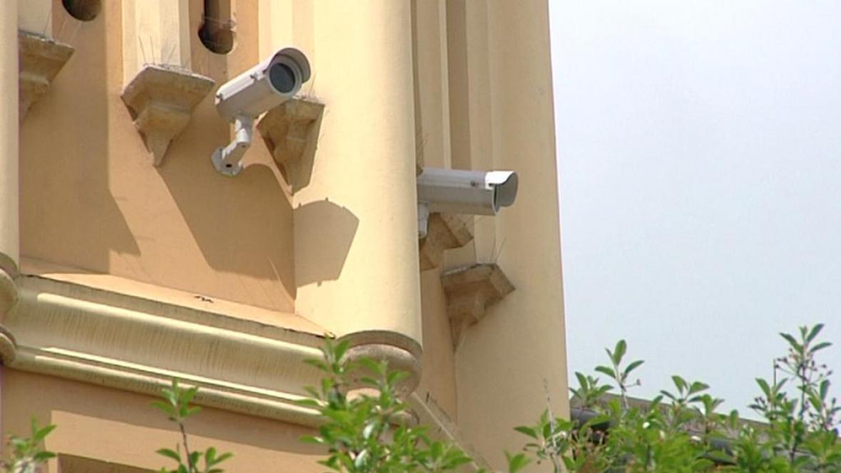 Pouliční kamery