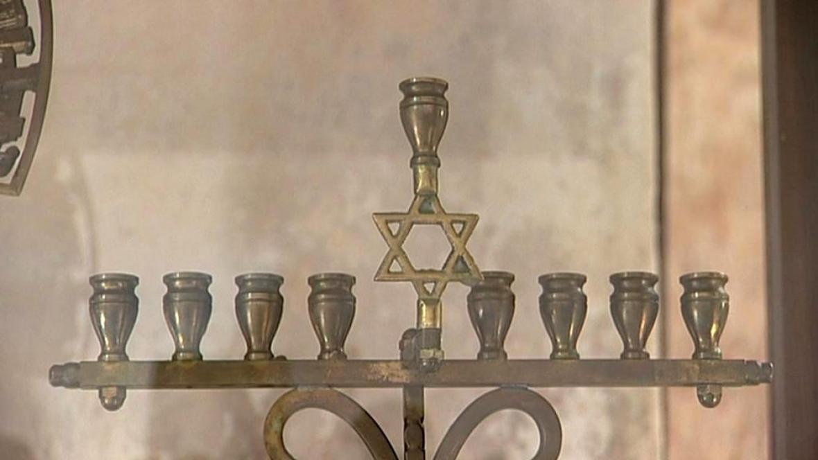 Židovský svícen