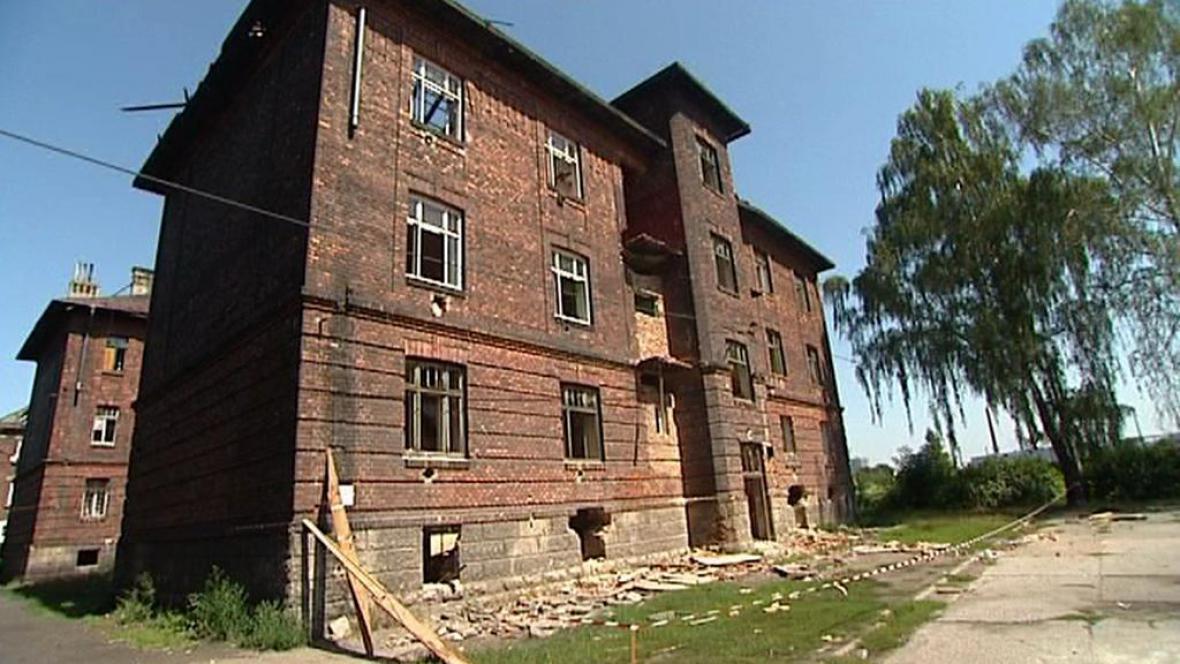 Domy v Přednádraží