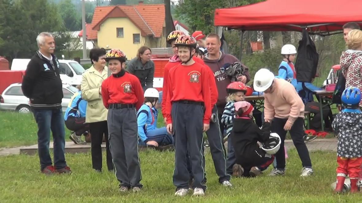 Podkrkonošský pohár mládeže v požárním sportu