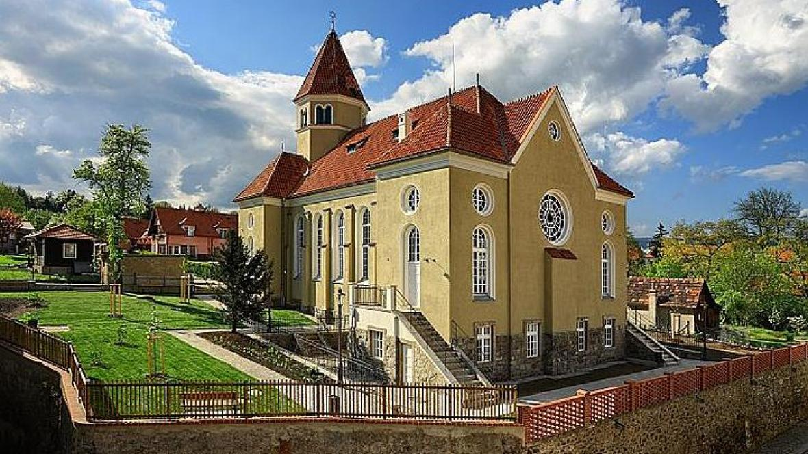Synagoga v Českém Krumlově