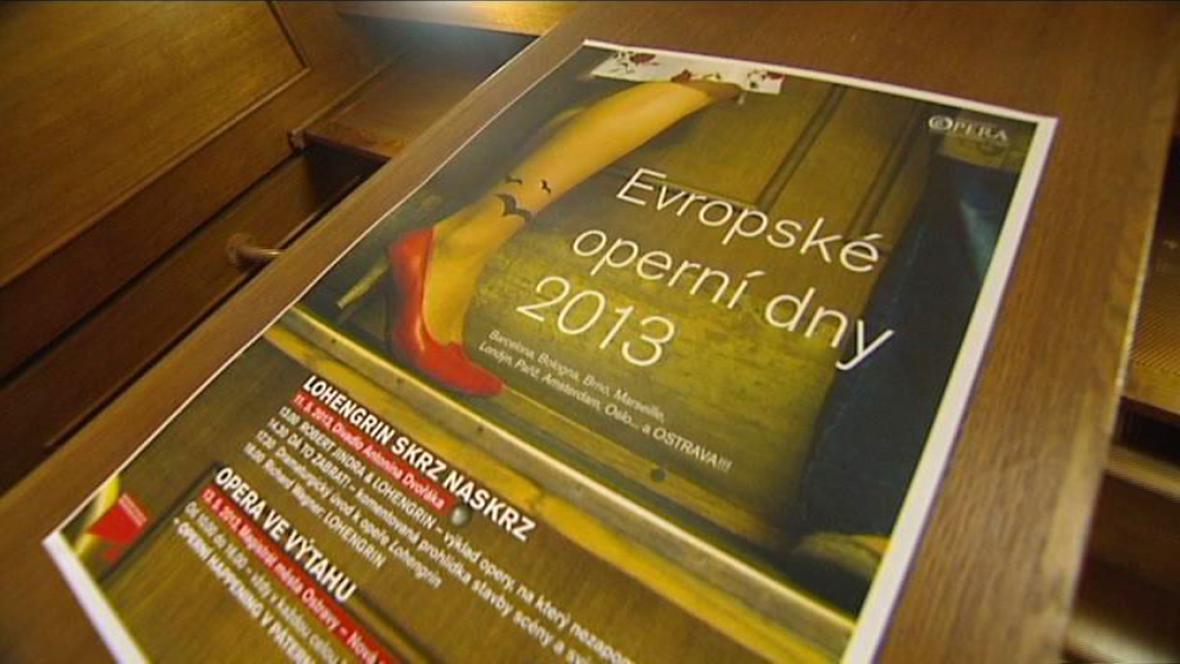 Evropské operní dny 2013