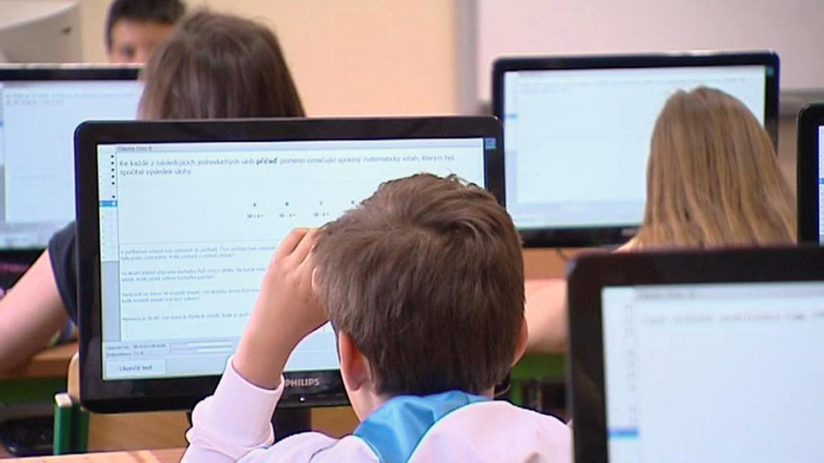 Testování žáků na základních školách