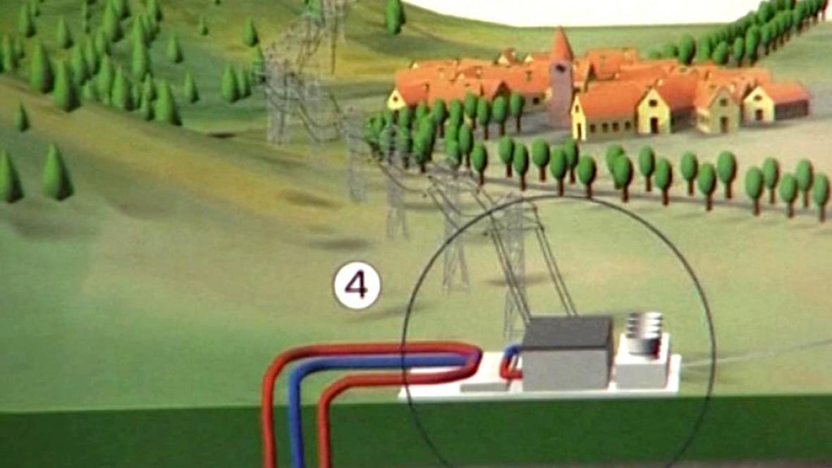 Plány na stavbu geotermální elektrárny v Semilech