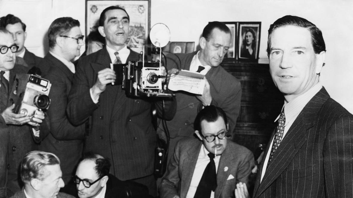 Kim Philby v roce 1955