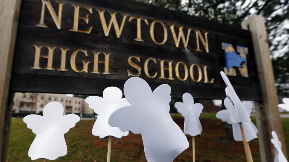 Tragédie v Newtownu