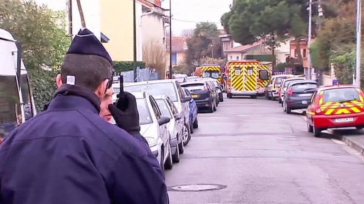 Střelba v Marseille