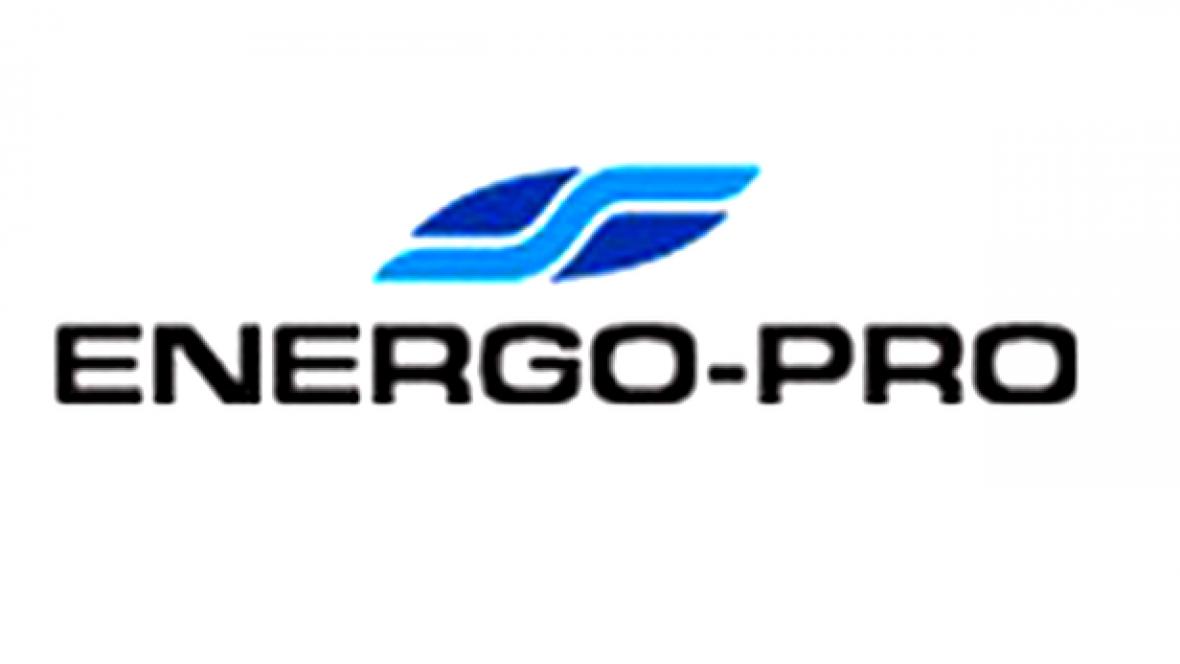 Logo firmy Energo-Pro