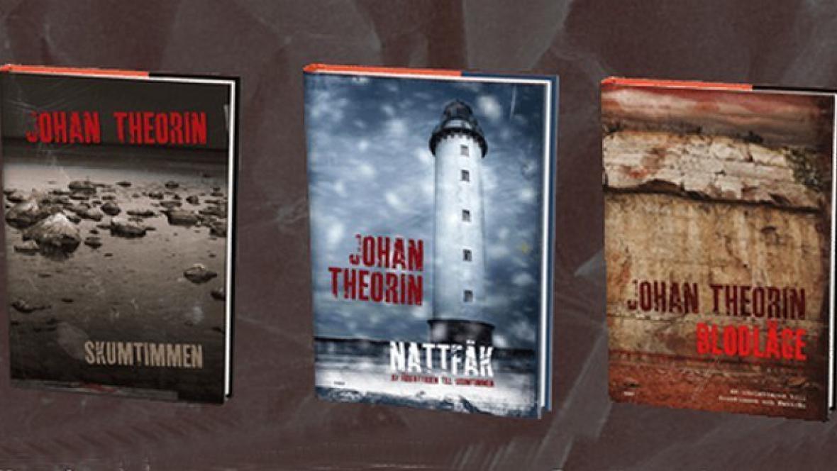 Knihy Johana Theorina