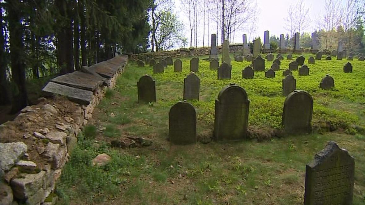 Hřbitov v Olšanech