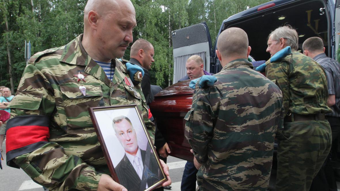 Pohřeb Budanova