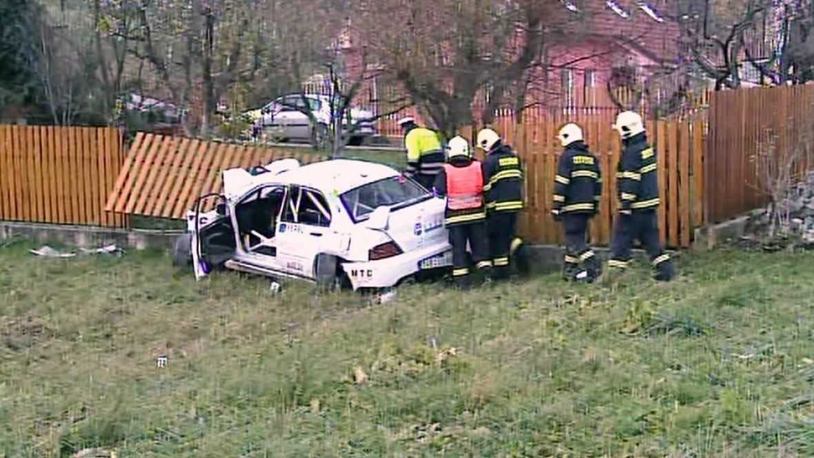 Tragická nehoda u obce Lopeník