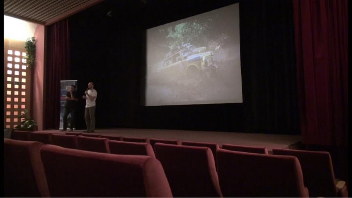 Dan Přibáň představuje svou cestu po Jižní Americe