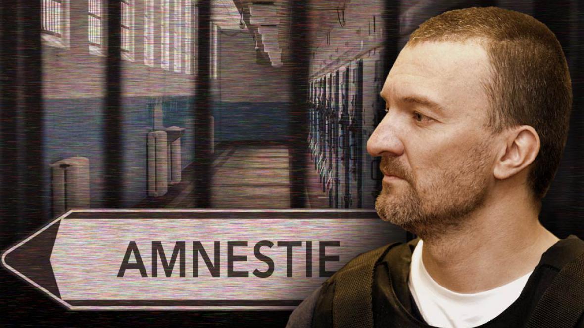 Tomáš Pitr a amnestie