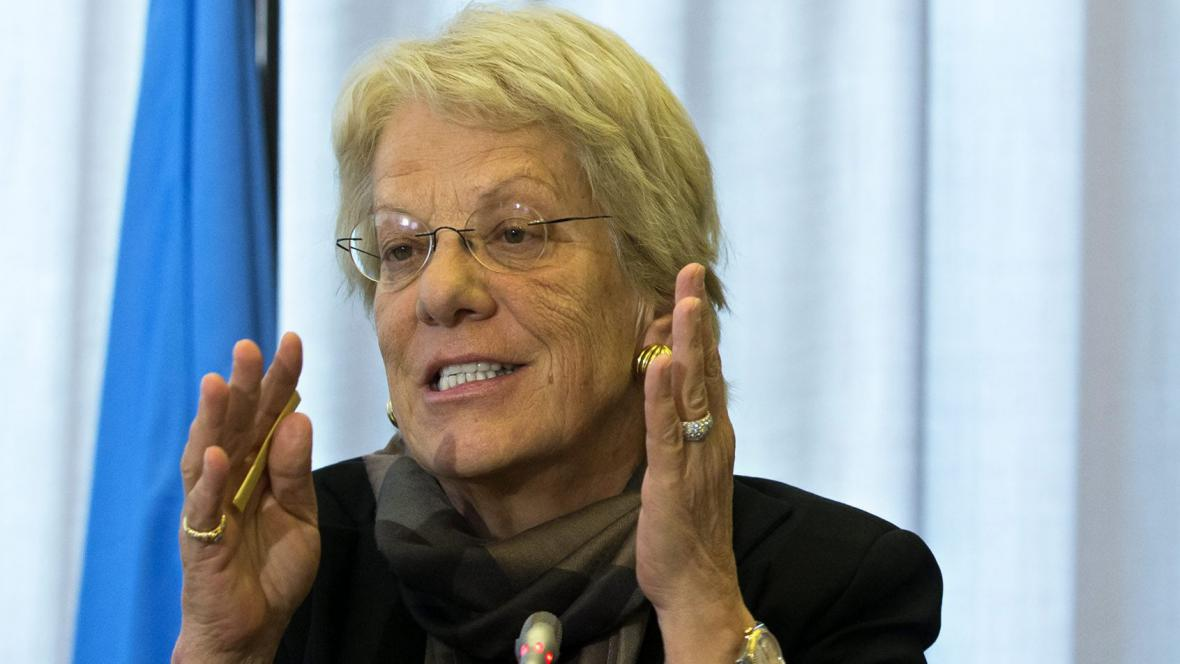 Carla Del Ponteová
