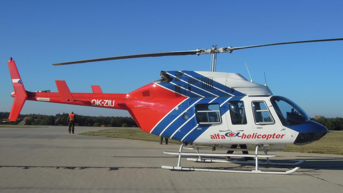 Alfa Helicopter