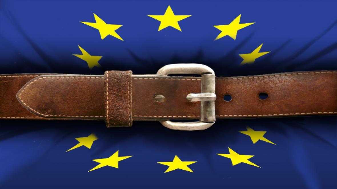Utahování opasku EU