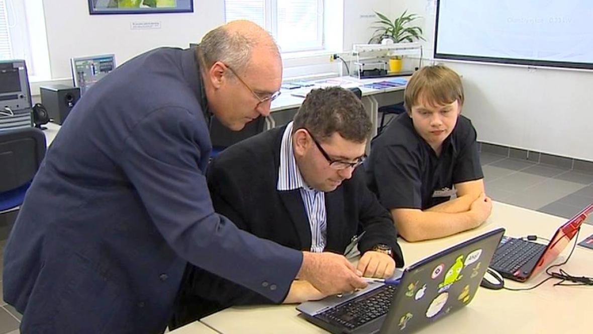 Informační vzdělávací středisko v Sezimově Ústí