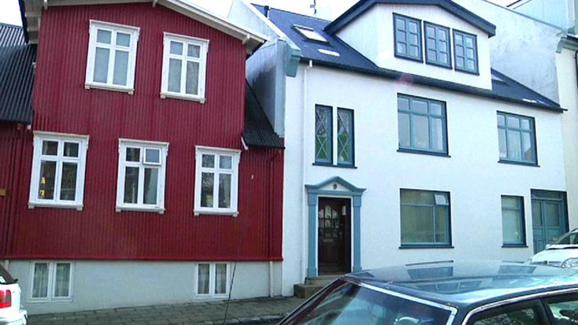 Domy na Islandu