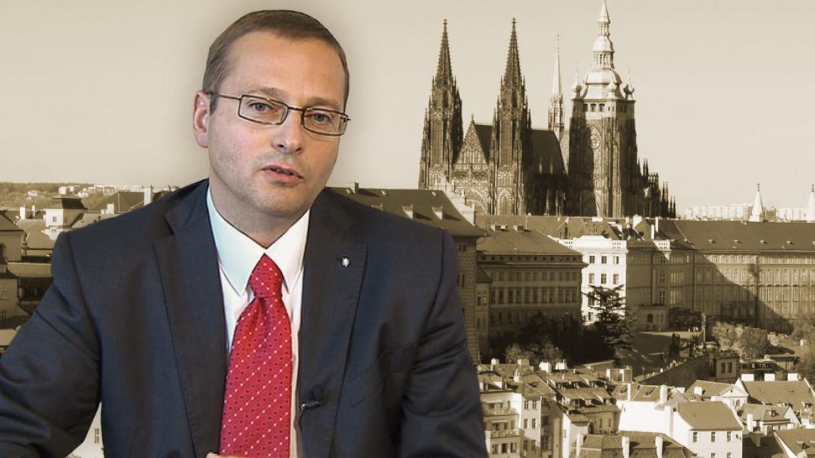 Jan Fulík bude šéfem bezpečnosti