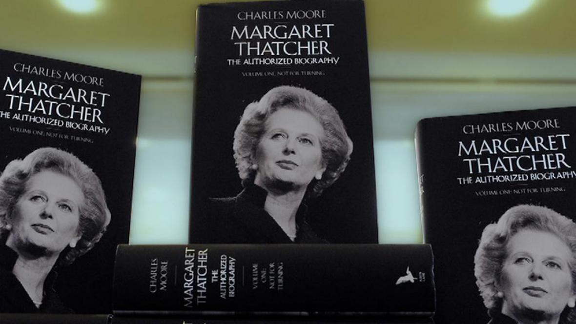 Autorizovaná biografie Margaret Thatcherové