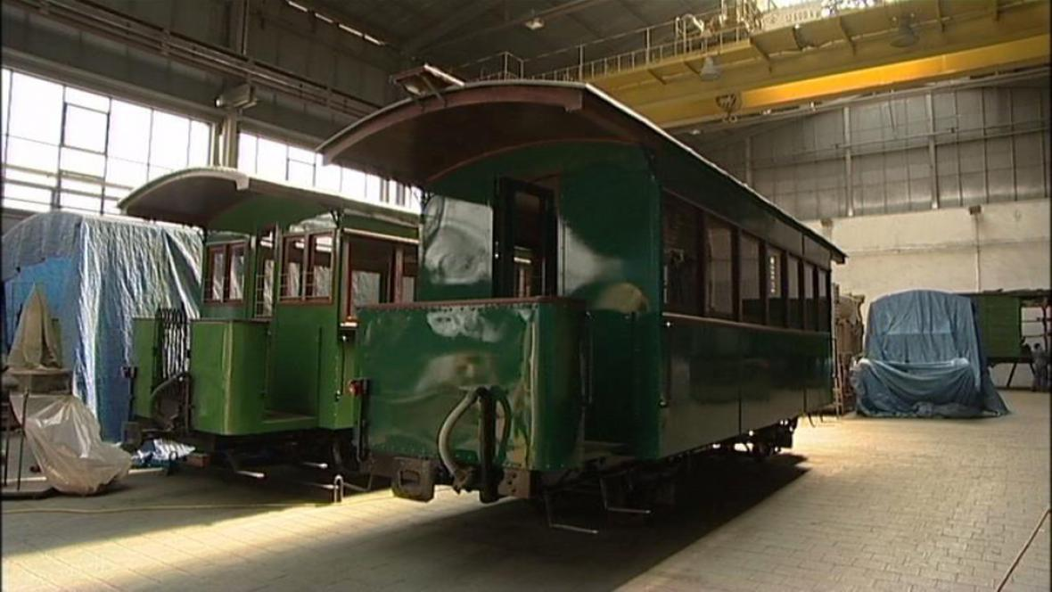 Historický vagón