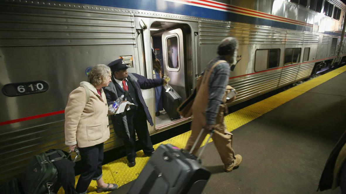 V Kanadě zmařili útok na vlak
