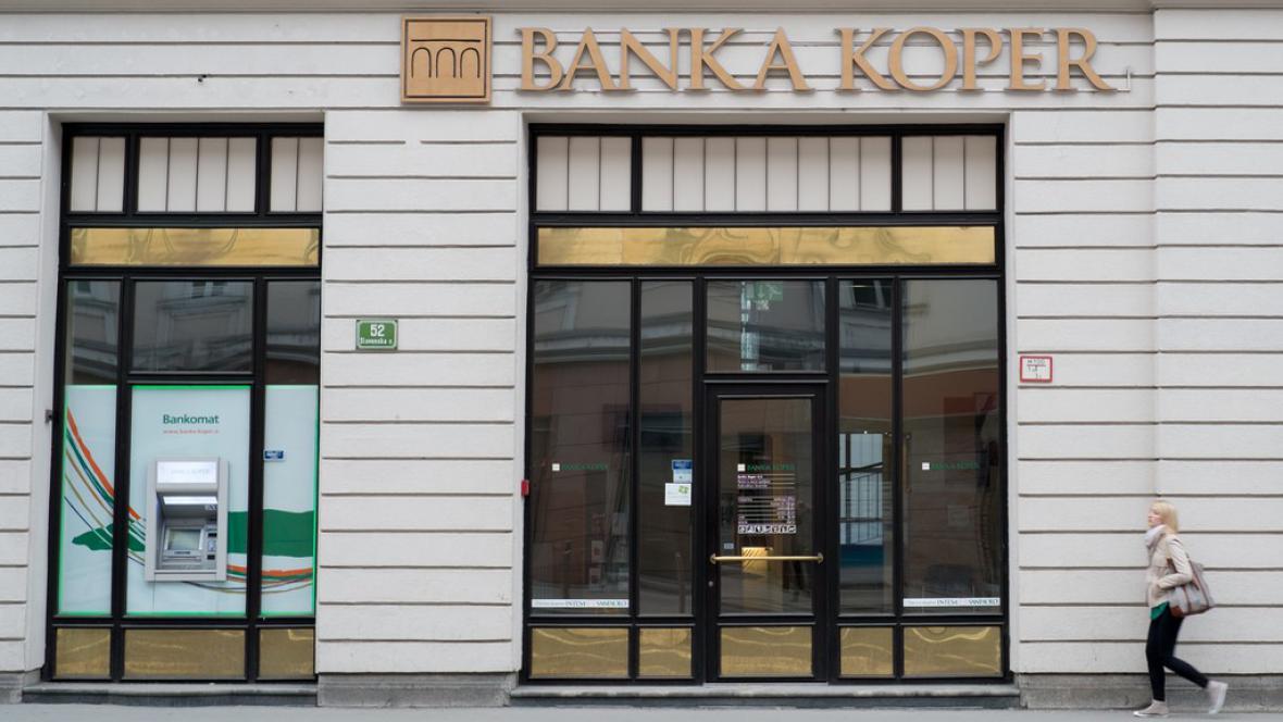 Banka ve Slovinsku